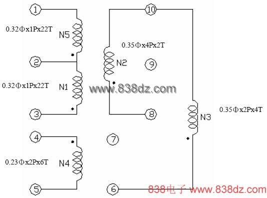 三星电源板bn00265a电路图