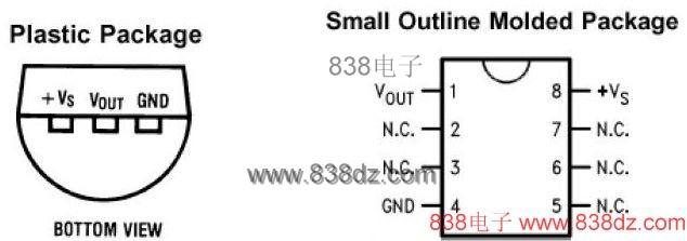 lm35温度传感器中文资料