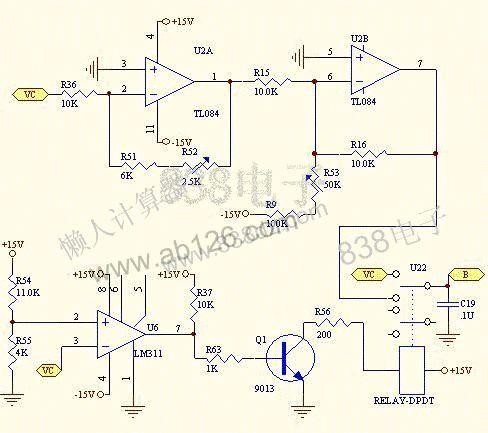 变频器的工作原理-电机变频调速器-工作原理图