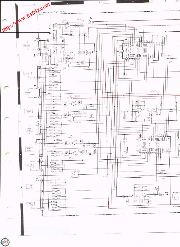 kenwood建伍A-57 A-77功放维修手册