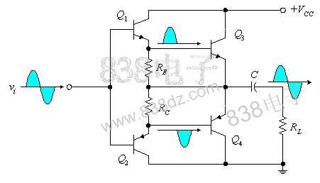 b类otl功率放大电路原理-otl功率放大器电路图-各种