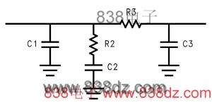 三阶电荷泵锁相环环路滤波器计算器
