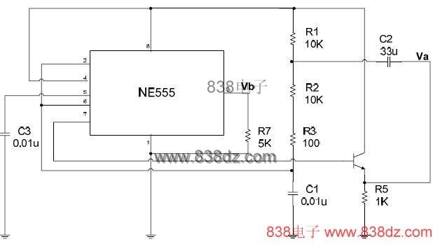 ne555应用电路图