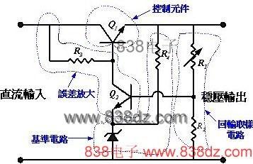 串联稳压电源设计 - cxzljd@126 - cxzljd@126的博客