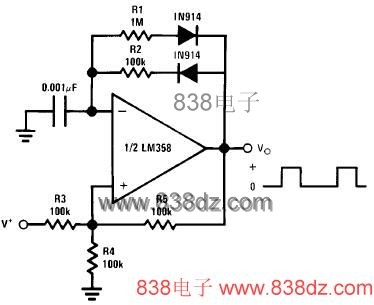 固定电流源                                   图18 脉冲发生器