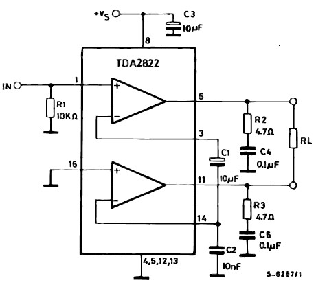 图2:桥式单声道